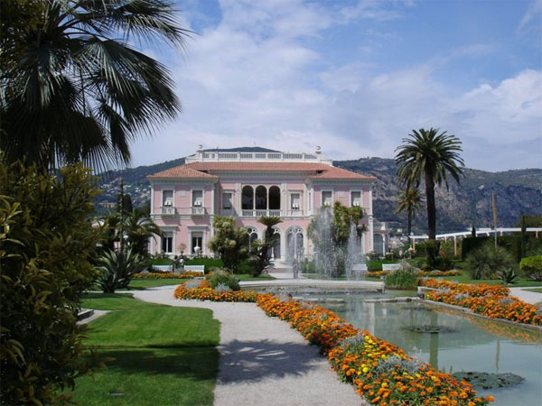 Sights In Saint Jean Cap Ferrat Hotels Saint Jean Cap